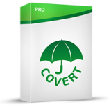 """Giveaway of the Day"" users gave a high rating to Covert Pro"