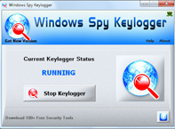 Windows Spy Keylogger